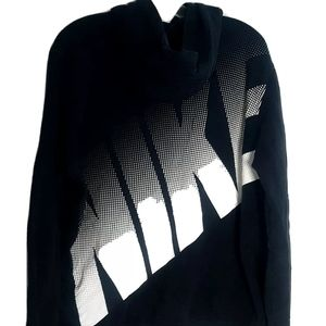 Nike Mens Hoodie spell out Logo sz- XL